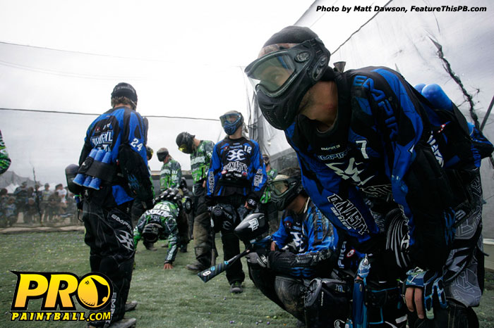 ProPaintball team: San Diego Dynasty