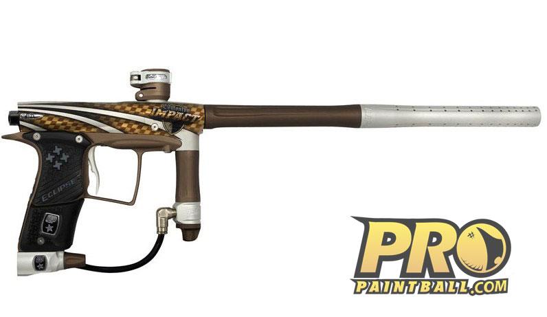 New Paintball Gun: Edmonton Impact Eclipse GEO 2