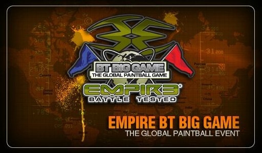 BT big scenario paintball game