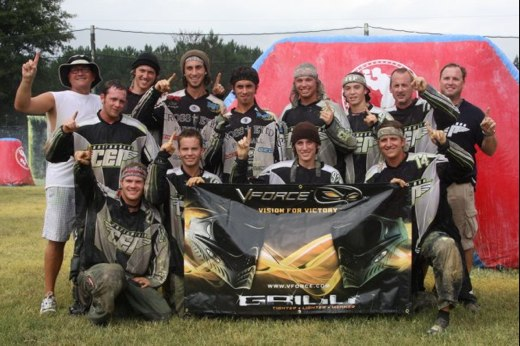 Chattanooga CEP Pro Paintball Team