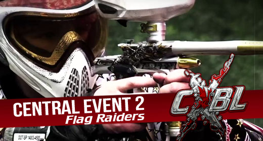 CXBL Paintball Central Event 2 - Flag Raiders