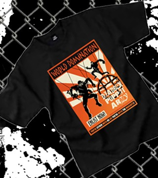 VFTD Paintball Shirt