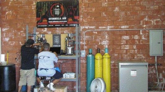 Guerrilla Air Tech Center Paintball