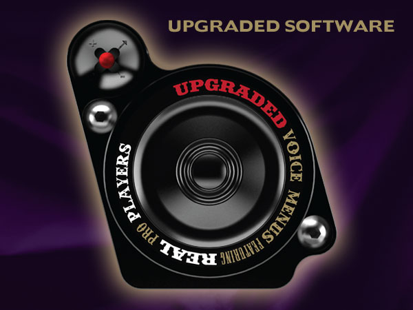 New Upgraded Voice Software from DLX Paintball