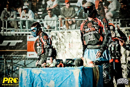 Critical Paintball forming a new pro team