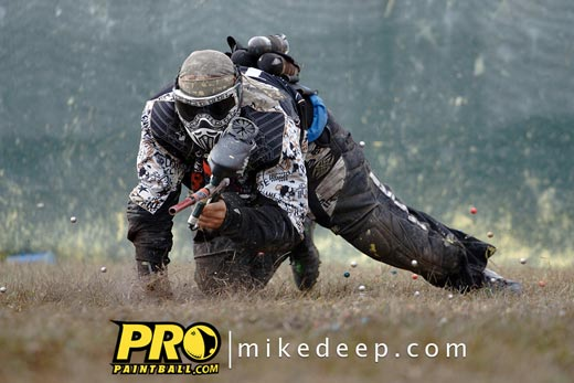 New Pro Paintball team: Upton 187 Crew