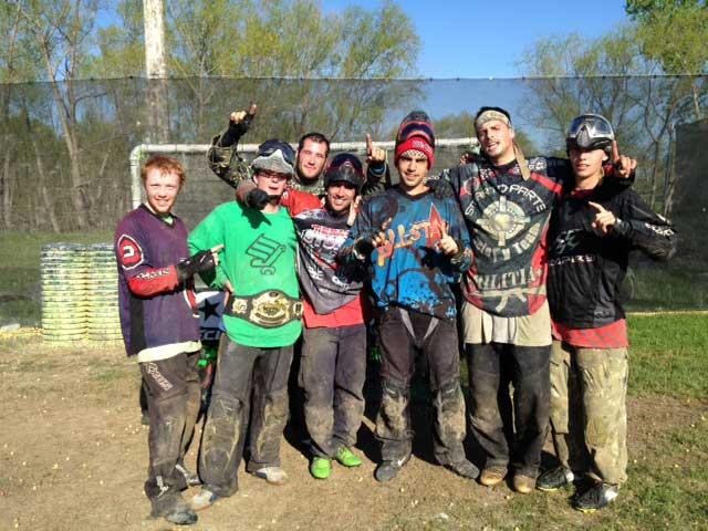 Paintball Team Phonomenom