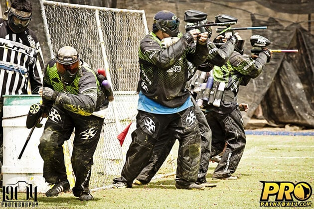 WCPPL Paintball Event 2 Location Change