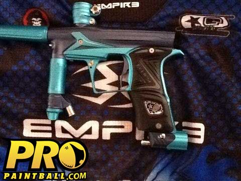 Geo 3 Paintball Gun