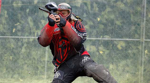 TopGun Paintball team tryouts