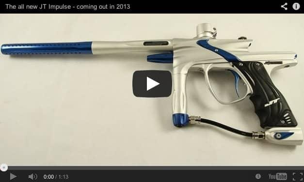 New Impulse Paintball Gun from JT
