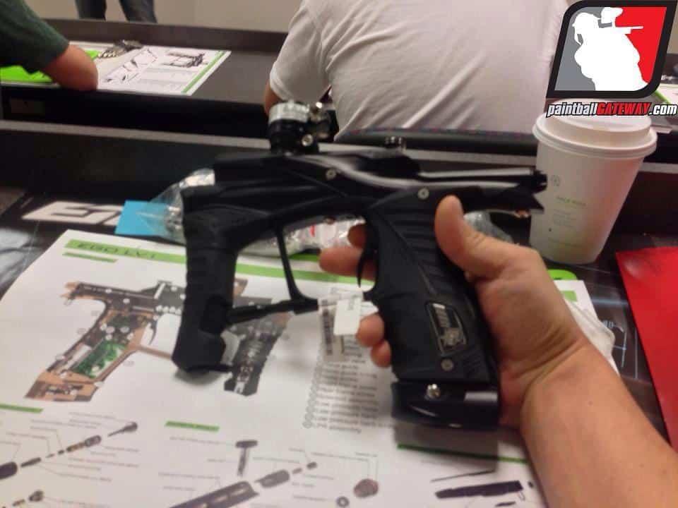 New Paintball Gun: EGO 13