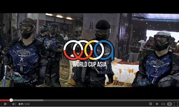 Paintball World Cup ASIA 2012 x HK