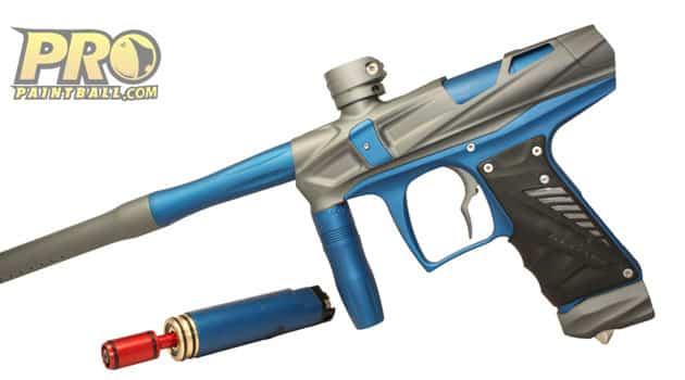 New Paintball Gun: VCOM from Bob Long