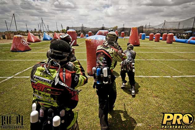 WCPPL 2013 Paintball League Schedule