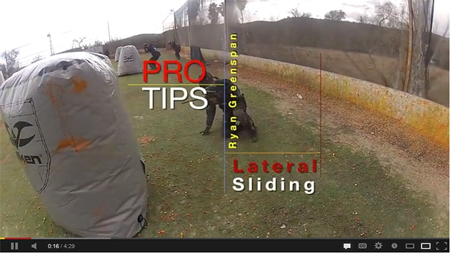 [VIDEO] Paintball PRO TIPS Pt. III X Dynasty