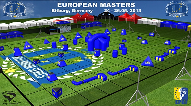 Layout Released for 2013 Millennium Bitberg European Masters