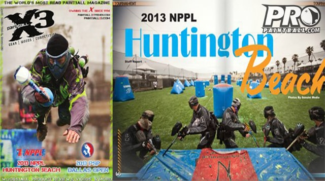 Paintball X3 Drops Latest Issue of Digital Magazine