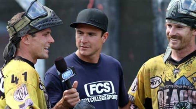 FREE PAINTBALL WEBCAST: COLLEGE PAINTBALL