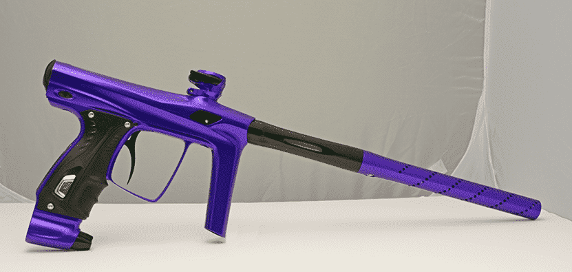 paintballgunshockerpurple