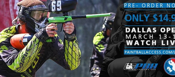 Paintball Webcast – PSP Dallas 2015