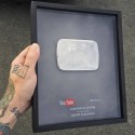 Congrats to Cassidy Sanders, Youtube 100k Award