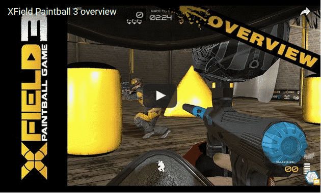 Paintball Video Game