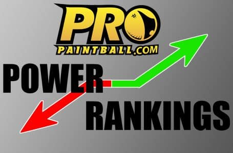 Pro Paintball Power Rankings: NXL Philly