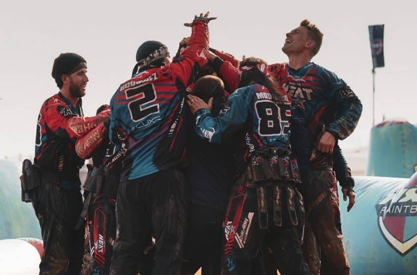 Houston Heat scores fastest point in NXL history on way to event win.